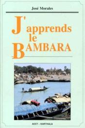 J'apprends le bambara - Couverture - Format classique