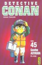 Detective Conan T45 - Intérieur - Format classique