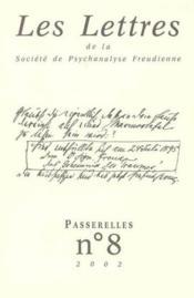 Revue Les Lettres De La Spf N 8 2002 - Passerelles - Couverture - Format classique