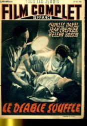 Tous Les Jeudis Film Complet N° 132 - Le Diable Souffle - Couverture - Format classique
