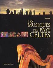 Les musiques des pays celtes - Intérieur - Format classique