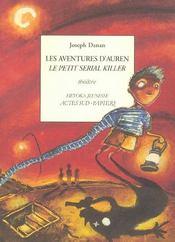 Les Aventures D'Auren, Le Petit Serial Killer - Intérieur - Format classique