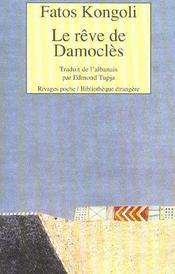 Le Reve De Damocles - Intérieur - Format classique