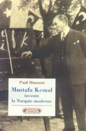 Mustafa kemal invente la turquie moderne - Intérieur - Format classique