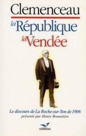 Clémenceau, la république, la vendée - Intérieur - Format classique