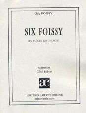 Six foissy - Couverture - Format classique
