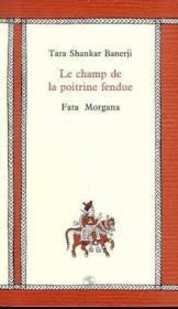 Champ De La Poitrine Fendue (Le) - Couverture - Format classique