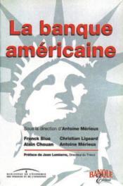 La Banque Americaine - Couverture - Format classique