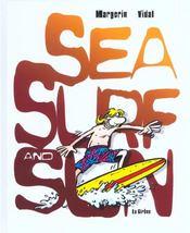 Sea Surf And Sun - Intérieur - Format classique