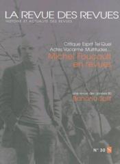 Revue Des Revues N.30 - Couverture - Format classique