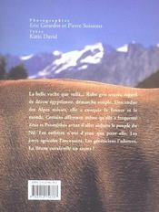 La Brune - 4ème de couverture - Format classique