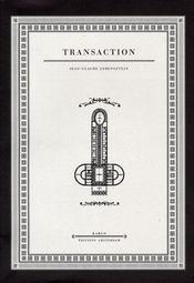 Transaction - Intérieur - Format classique