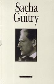 Coffret Sacha Guitry  - Sacha Guitry