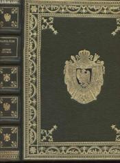 Lettres Intimes - Couverture - Format classique