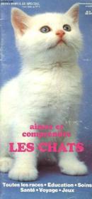 Foto Populär Special - Hors Serie Au N°3 - Aimer Et Comprendre Les Chats - Couverture - Format classique