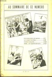 Flash Espionnage - Des Roses Pour Un Espion - Couverture - Format classique