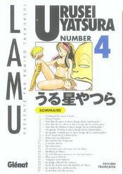 Urusei yatsura t.4 - Intérieur - Format classique