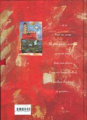 Les phares du gardien de phare - 4ème de couverture - Format classique