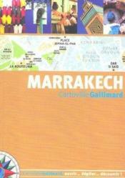 Marrakech - Couverture - Format classique