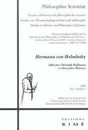 Revue Philosophia Scientiae - Intérieur - Format classique