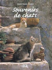 Souvenirs De Chats - Intérieur - Format classique