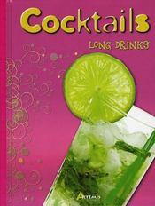 Cocktails long drinks - Intérieur - Format classique