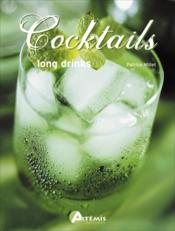 Vente livre :  Cocktails long drinks  - Collectif
