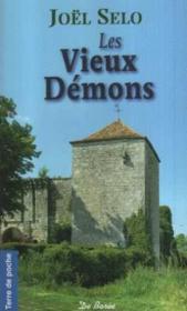 Les vieux démons - Couverture - Format classique