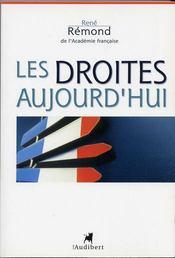 Droites Aujourd'Hui (Les) - Intérieur - Format classique
