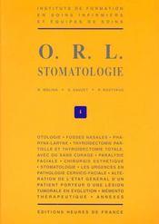 O R L Stomatologie - Intérieur - Format classique