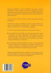 O R L Stomatologie - 4ème de couverture - Format classique