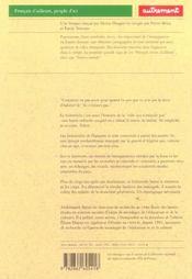 Un Nanterre Algerien, Terre De Bidonvill - 4ème de couverture - Format classique