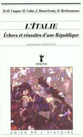 Italie,Echecs Et Reussites D'Une Republique (L') - Intérieur - Format classique