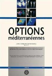 Place et role des biotechnologies dans les systemes de recherche agronomique des pays mediterraneens - Couverture - Format classique