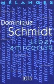 Melanges dominique schmidt - Intérieur - Format classique