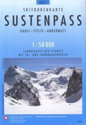 Sustenpass Ski - Couverture - Format classique