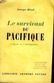 Le Survivant Du Pacifique. - Couverture - Format classique