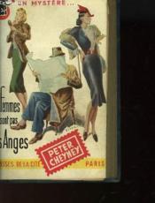 Les Femmes Ne Sont Pas Des Anges - Couverture - Format classique