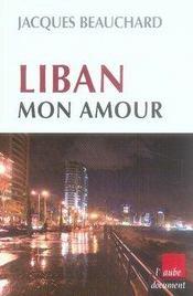 Liban, mon amour - Intérieur - Format classique