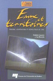 Eaux Et Territoires ; Tensions, Cooperations Et Geopolitique De L'Eau - Intérieur - Format classique