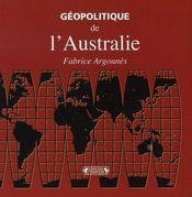 Géopolitique de l'australie - Intérieur - Format classique