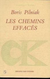 Chemins Effaces (Les) - Couverture - Format classique