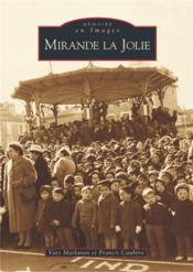 Mirande-la-Jolie - Couverture - Format classique
