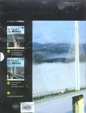 Coffret 2ex viaduc millau - 4ème de couverture - Format classique