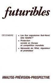 Futuribles n.171 decembre 1992 - Couverture - Format classique