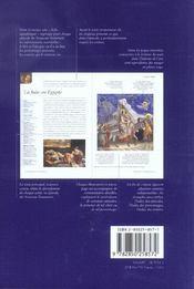 Le nouveau testament - 4ème de couverture - Format classique