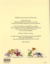 Comment Obélix est tombé dans la marmite du druide quand il était petit - 4ème de couverture - Format classique