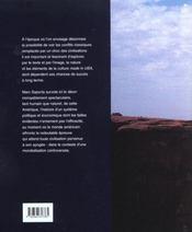 Usa - 4ème de couverture - Format classique
