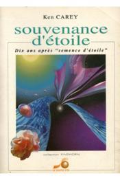 Souvenance D'Etoile - Couverture - Format classique