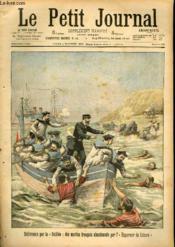 Le petit journal suppl ment illustr num ro 670 delivrance par le 39 ga - Le journal de francois ...